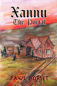 Xannu, the Portal Cover